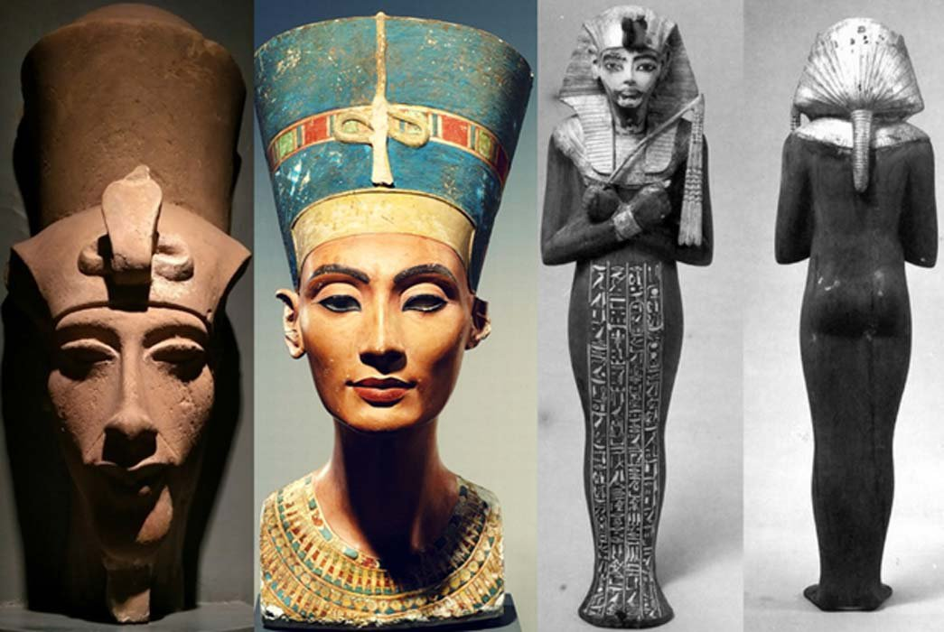 Nefertiti and the Perfect Serenity of Death: Mesmeric Shabtis of Akhenaten and Tutankhamun —Part II | Ancient Origins Members Site