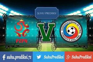 Prediksi Bola Polandia Vs Rumania 11 Juni 2017