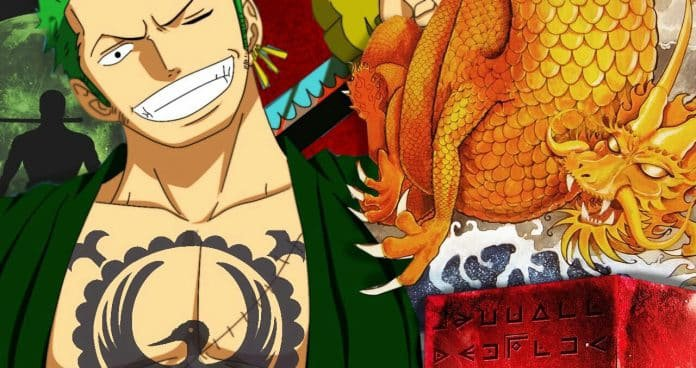 ONE PIECE NEWS Zoro's Father's Real Identity