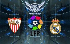 Prediksi Sevilla vs Real Madrid 3 Mei 2015 Primera Division