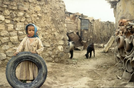 The Increasing Poverty Rate in Egypt | The Borgen Project