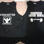Strong BODY Team