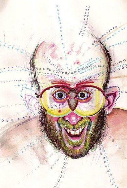Top 10 des autoportraits d'un même artiste sous différentes drogues