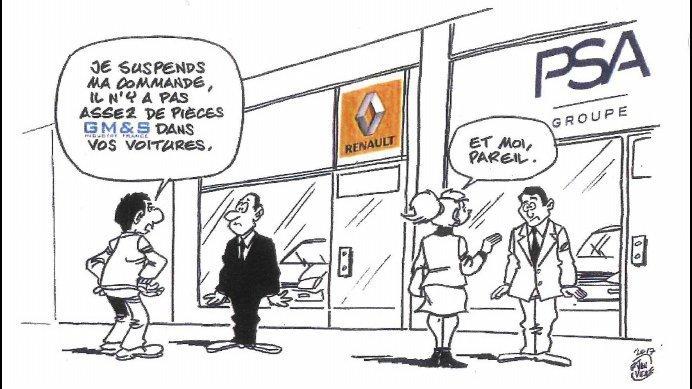 De nouveaux repreneurs potentiels pour GM&S - France 3 Nouvelle-Aquitaine