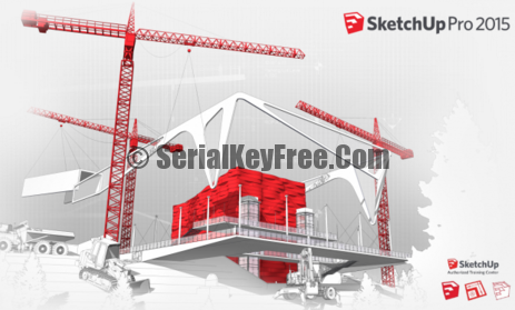 Google SketchUp Pro 2016 Serial Key Free Crack Download