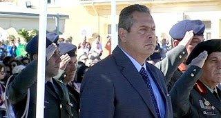 Στο ΚΕΠΒ Θήβας ο υπουργός Άμυνας Πάνος Καμένος (video) | ΘΗΒΑ REAL NEWS