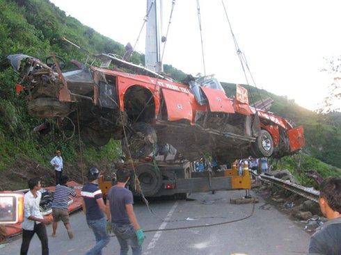 Vers l'interdiction de circulation des bus couchettes en montagne