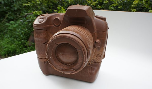 This Chocolate Camera Won't Take Pictures But It Will Taste Delicious