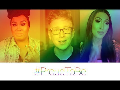 #ProudToBe : Celebrate Brave Voices this Pride
