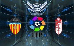 Prediksi Valencia vs Granada 28 April 2015 Primera Division