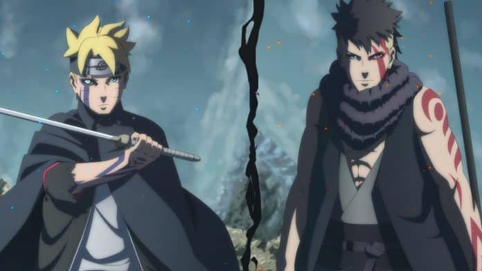 Boruto: BORUTO Next Generations Creator Talks About Kawaki & Boruto
