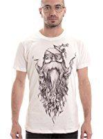 T-shirt manches courtes en coton pour Homme - Edition limitée - Motif Street Art psychédélique pour Look techno punk par Street Habit: Amazon.fr: Vêtements et accessoires