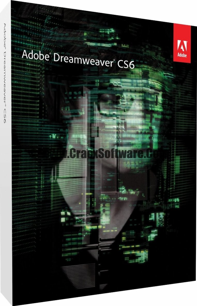 Adobe Dreamweaver CS6 Crack Dll Patch Free Download