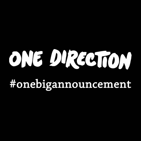 #onebigannouncement