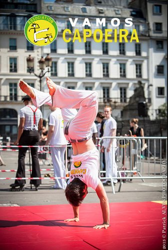 Capoeira Paris - Photos des cours et evenement de Vamos Capoera