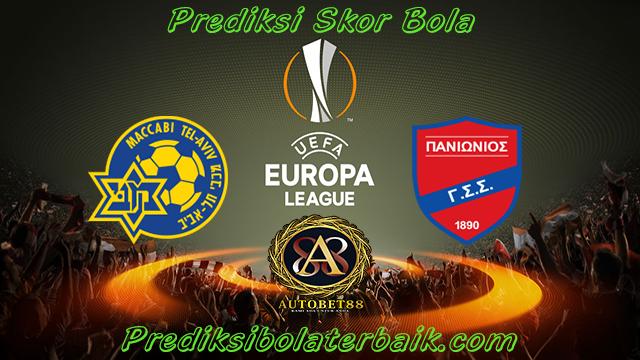Prediksi Maccabi Tel Aviv vs Panionios 27 Juli 2017 - Prediksi Bola