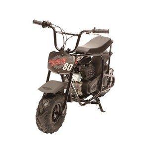 Amazon.com: MM-B80 Youth Mini Bike (Black): Automotive