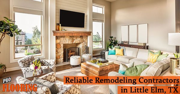 Characteristics of a Reliable Remodeling Contractors
