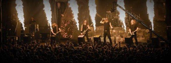 NEWZ AMON AMARTH- Jomsviking prochain album
