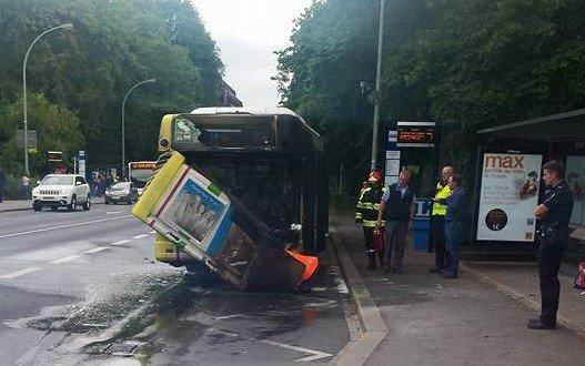 Luxembourg – Tous les autocars de la marque Iribus-Iveco retirés du réseau
