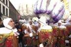 Carnaval de Binche: c'est parti pour le Mardi Gras - RTBF Regions