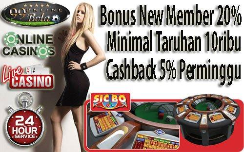 Permainan Sic Bo di Situs Judi Online Asia