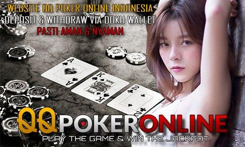 Situs Agen Judi Poker Online Uang Elektronik Doku Wallet