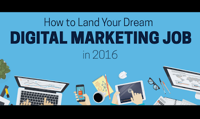 just free learn : How to land your dream digital marketing job