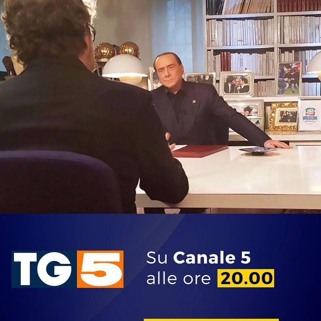 Silvio Berlusconi on Instagram:ELECTIONS ITALIENNES 2018