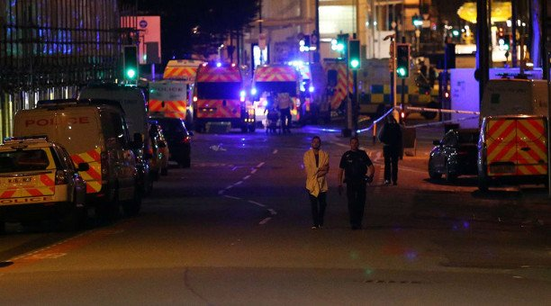 Attentat à Manchester après un concert d'Ariana Grande