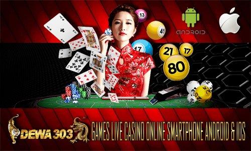 Situs Bandar Judi Casino Online Khusus Game Android iOS
