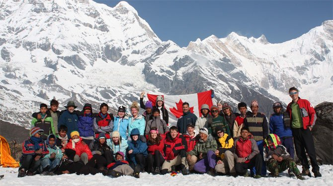 Student Holiday Tour Package in Nepal
