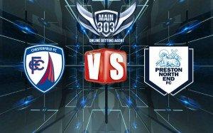 Prediksi Chesterfield vs Preston North End 8 Mei 2015 League