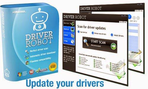 Free Download Driver Robot Crack - License Keys - Portable