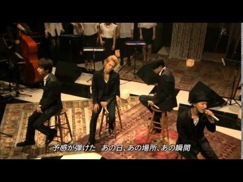 KAT-TUN Shounen club prenium