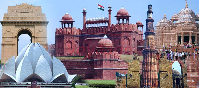 Cheap flights to Delhi at DearFlight.co.uk