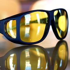 Des lunettes aux verres ambre réduiraient l'insomnie
