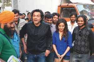 Bollynews247: Salman get new fans in Bobby deol , Neha