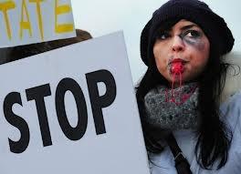 همس الجواري: (5) العنف ضد المرأة في ألمانيا:رابعا:العنف ضد المرأة بالأرقام:8-الضرب والهجر:رابعا: مآخذ أعداء الإسلام بشأن المرأة:الباب الثالث: الإسلام والمرأة