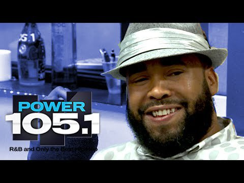Boaz Interview at The Breakfast Club Power 105.1