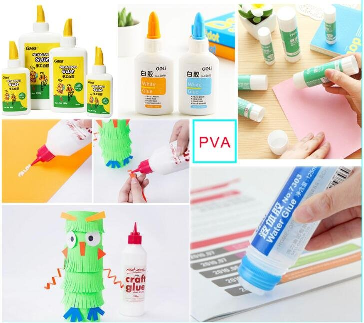 pva glue | Do you know PVA glue / polyvinyl alcohol adhesive making process?
