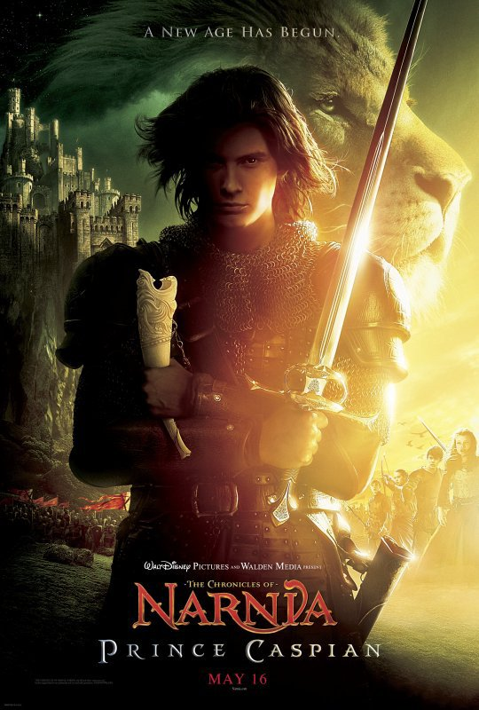 Le Monde de Narnia 2 : Le Capitaine Caspian