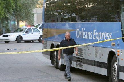 Gare du Palais: une femme meurt happée par un autocar | Frédéric Denoncourt | Justice et faits divers