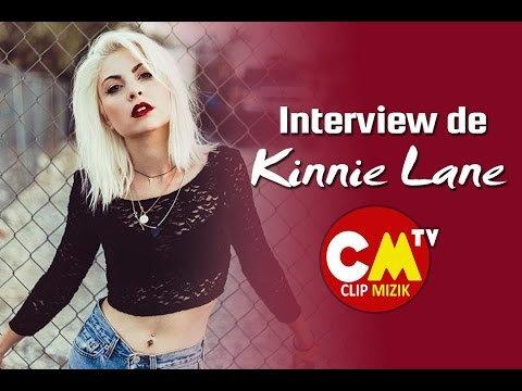 Kinnie Lane dans révélation Talent animée par N'zo