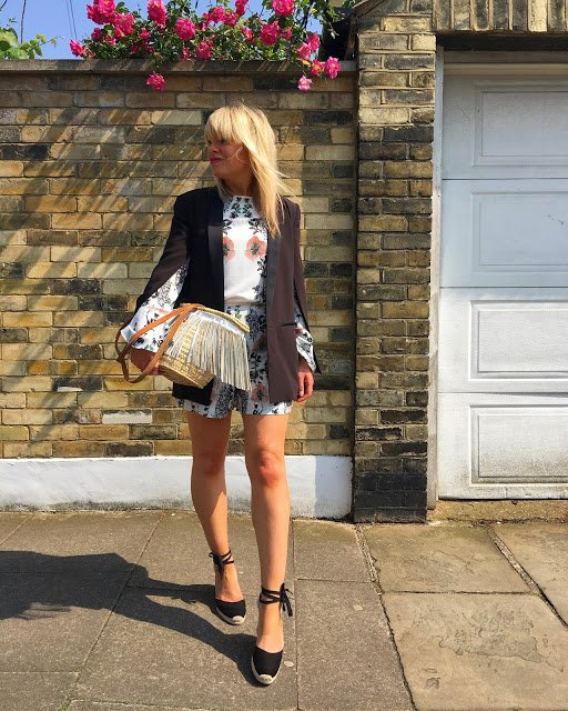 It's all in the Florals... ~ LifeStyle Fashion