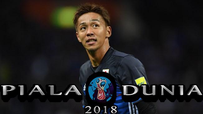Kiyotake: Ada Tekanan Besar Di Jepang – Piala Dunia 2018