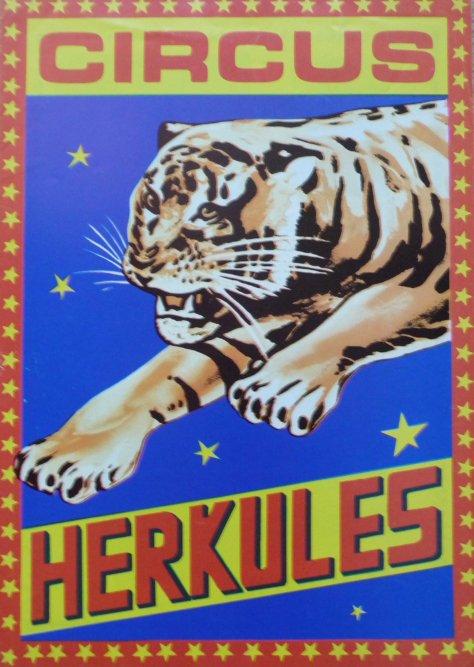 Nouveauté à vendre : Programme Circus HERKULES 1989