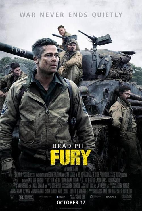 """Bonsoir à l'honneur """" Fury """""""