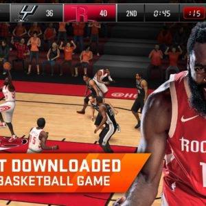 NBA LIVE Mobile Basketball 2.1.5 Apk
