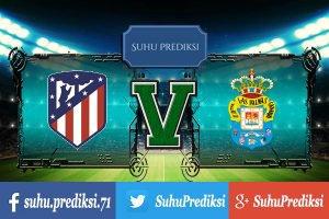 Prediksi Bola Atletico Madrid Vs Las Palmas 28 Januari 2018
